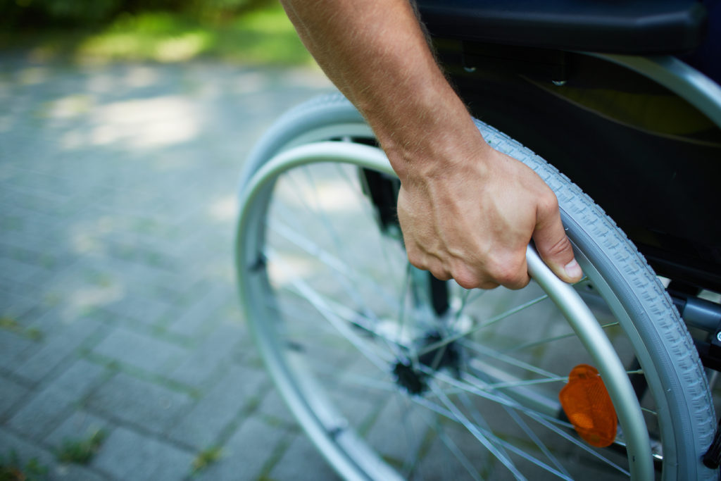 wheelchair experience essay 1) what was your experience of the nonverbal reactions of others to you in the wheelchair 2) did you ask for help from anyone 3.