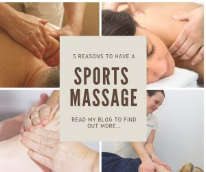 5 reasons to have a massage
