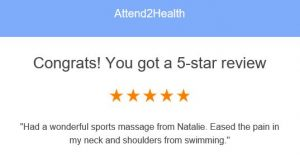 review massage