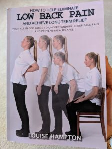 Low back pain book