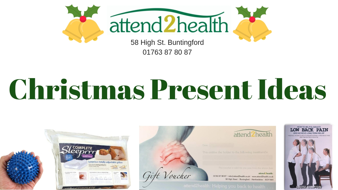 Christmas Gift Certificate Ideas.Christmas Present Ideas Attend2health