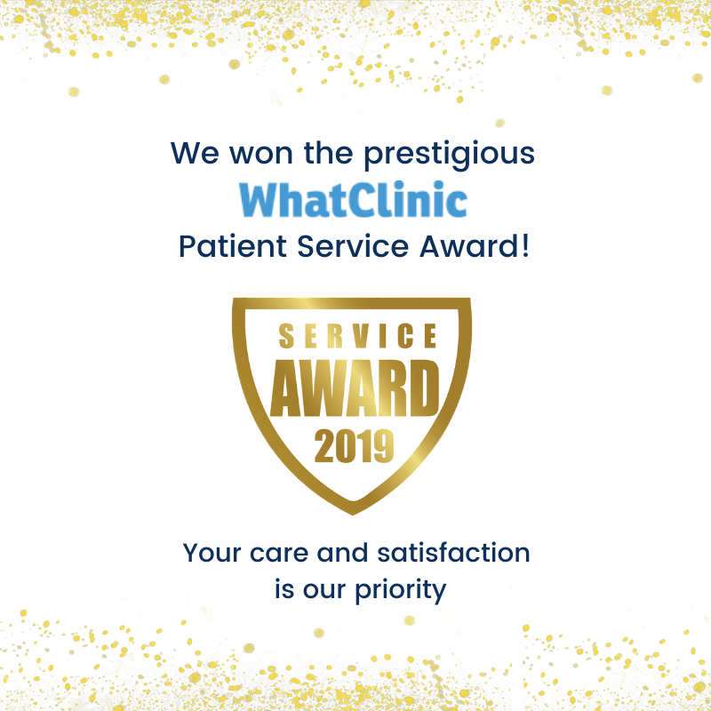 Clinic Update and New Award!